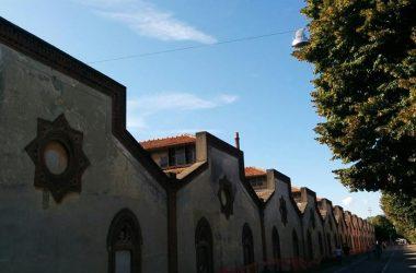 Magazzini Villaggio Crespi Capriate San Gervasio
