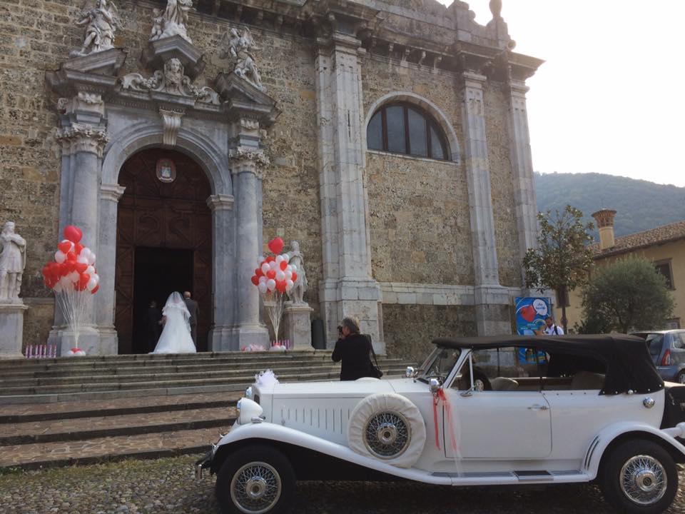 Matrimonio in Basilica di Gandino