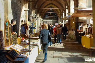 Mercatino Piazza Cittadella - Bergamo