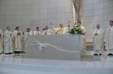 Messe Chiesa Santa Famiglia di Nazareth - Grassobbio