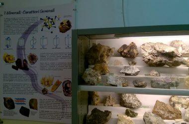 Minerali Museo di Zorzone - Oltre il Colle