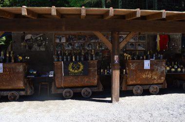 Miniera Gaffione Luci Antiche Schilpario