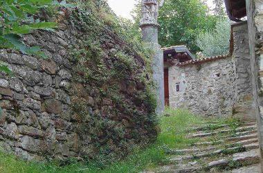 Mulattiera Chiesa di San Michele - Torre de Busi