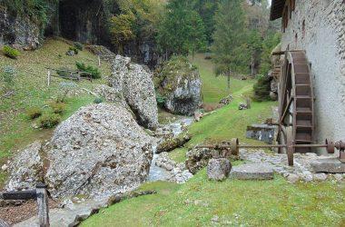 Museo del Mulino - Castione della Presolana Bg
