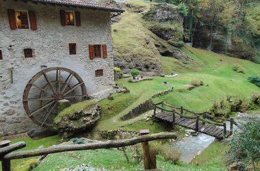 Museo del Mulino a Castione della Presolana