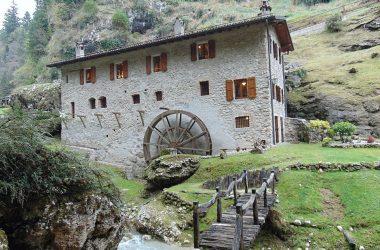 Museo del Mulino di Castione della Presolana