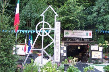 Museo della Miniera e dell'Emigrazione a Nembro , via Lonzo