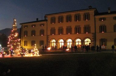 Natale Villa Vitalba Lurani Cernuschi - Almenno San Salvatore