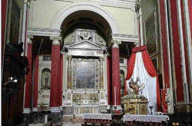 Nembro - Bergamo Chiesa Arcipresbiterale Plebana di San Martino di Tours