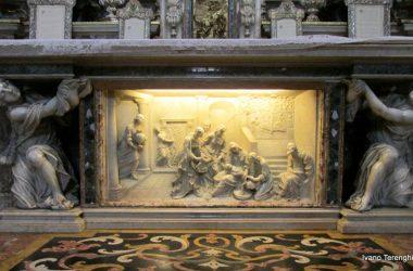 Opere Basilica di Alzano Lombardo