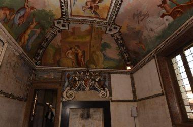 Opere nel Castello di Malpaga Cavernago
