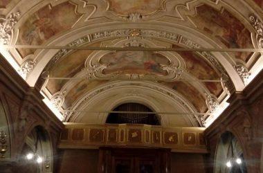 Organo 1861 Chiesa S.Maria Nascente