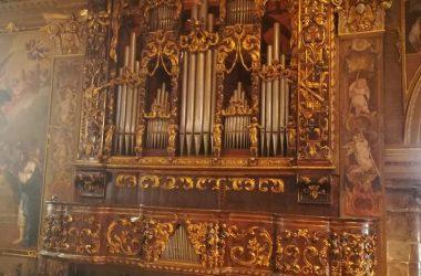 Organo Basilica di Gandino