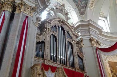 Organo Parrocchia di Leffe