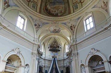 Organo Serassi della Chiesa parrocchiale San Giovanni Battista in Palazzago