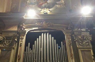 Organo Serassi della Chiesa parrocchiale di San Siro in Rota Imagna
