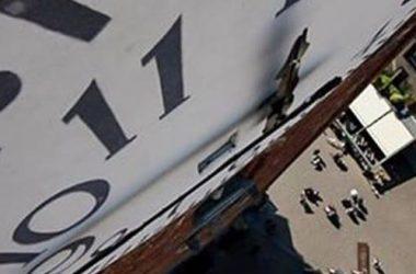 Orologio Museo Storico Verticale - Treviglio