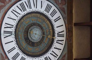 Orologio Planetario Pietro e Cosimo Fanzago Clusone