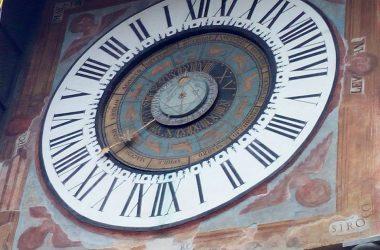 Orologio planetario Fanzago costruito nel 1583
