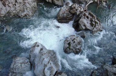 Orrido della Val Taleggio Valle Brembana