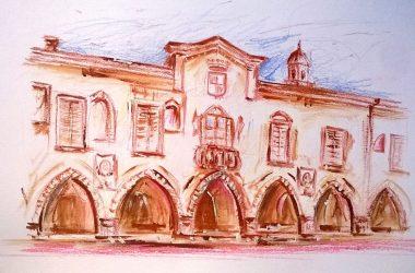 Palazzo Gallavresi - Caravaggio Bg