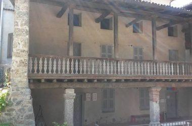 Palazzo Giovanelli - Gandino Bg