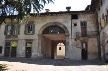 Palazzo Giovanelli di Gandino Bergamo