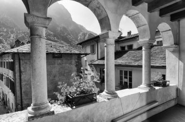 Palazzo Milesi sede del Comune di Gromo