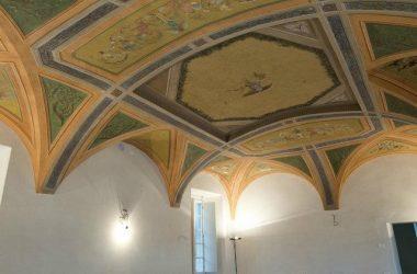 Palazzo Spampatti Affreschi – Gandino