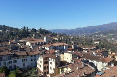 Panorama Campanone Bergamo