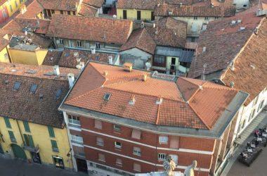 Panorama dal Museo Storico Verticale - Treviglio
