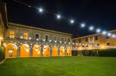 Parco Palazzo Barbò - Torre Pallavicina
