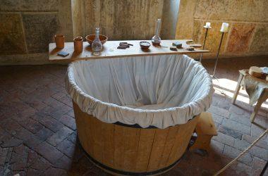 Particolari Castello di Malpaga Cavernago