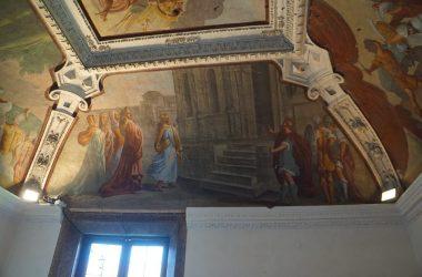 Particolari nel Castello di Malpaga Cavernago