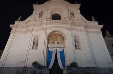 Peia Facciata chiesa parrocchiale