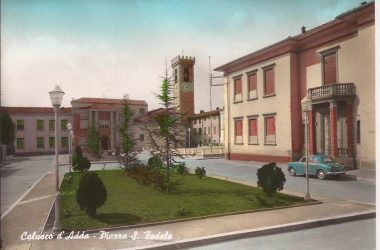 Piazza San Fedele - Calusco d'Adda