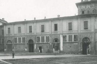 Piazza della Cittadella città alta - Bergamo
