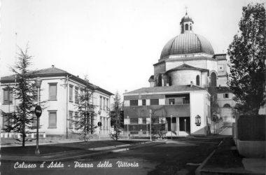Piazza della Vittoria - Calusco d'Adda
