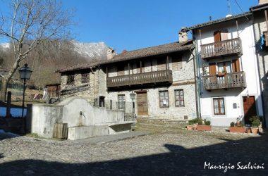 Piazzetta di Oneta Bergamo