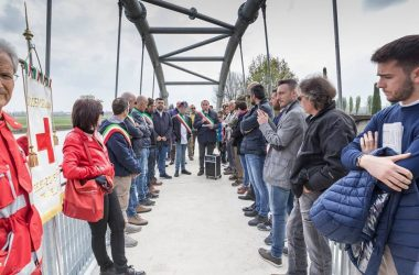 Ponte Pista Ciclopedonale - Cividate al Piano