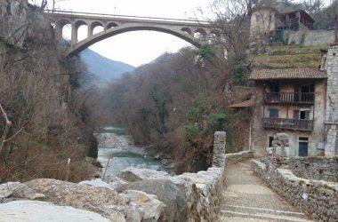Ponte di Attone - Ubiale Clanezzo Bg