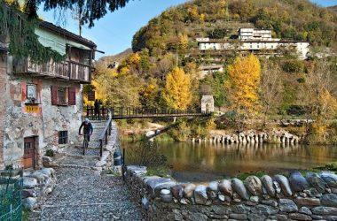 Ponte di Attone - Ubiale Clanezzo Valle Brembana Bergamo
