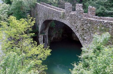 Ponte di Attone a Ubiale Clanezzo