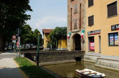 Porta Moringhello Castello Rocca - Cologno al Serio