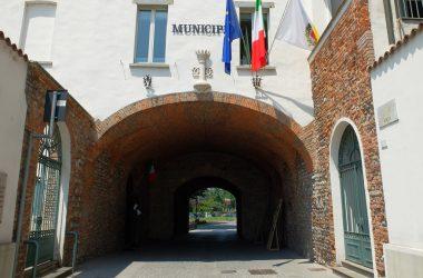 Porta del Castello Rocca - Cologno al Serio