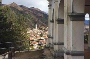 Porticato Chiesa della Trinità - Clusone
