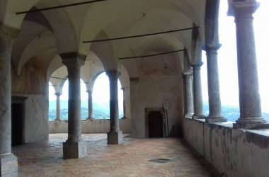 Porticato Santuario di San Patrizio - Colzate