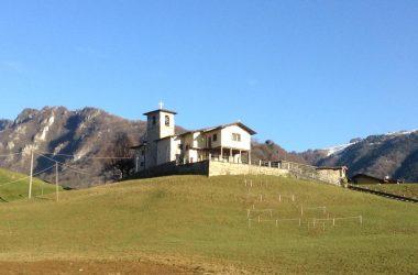 Prato Chiesa di San Gottardo - Gandino
