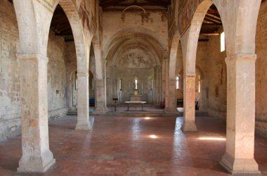 Presbiterio Chiesa di San Giorgio in Lemine Almenno San Salvatore