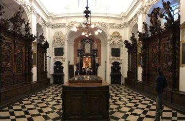 Prima Sagrestia Basilica di San Martino - Alzano Lombardo Bergamo
